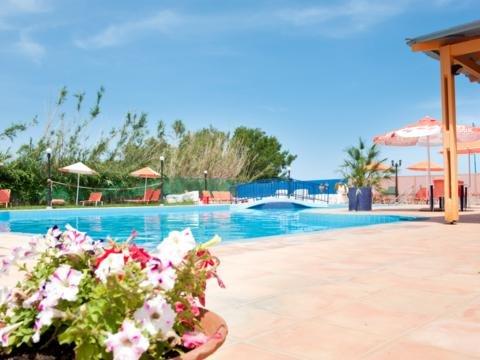 Appartementen Bella Casita - zwembad