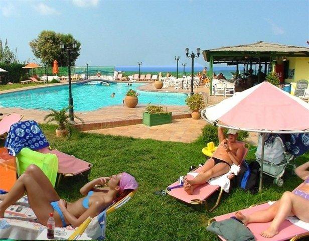 Appartementen Bella Casita- zwembad