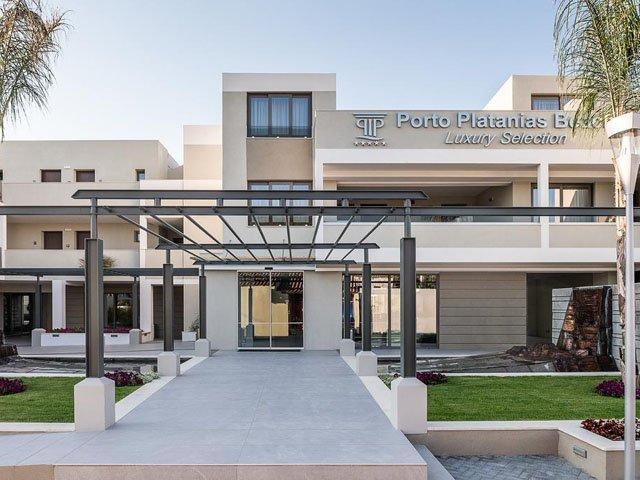 Hotel Porto Platanias Beach Luxury Selection - exterieur