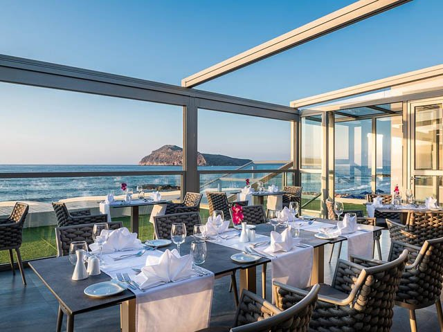 Hotel Porto Platanias Beach Luxury Selection - restaurant