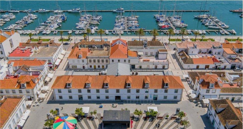 Pousada de Vila Real de Santo Antonio Charming Hotel