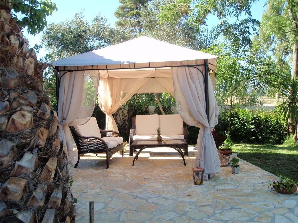 Appartementen Villa Olga Lounge - tuin