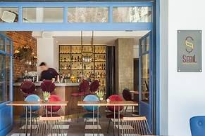 Bahar Boutique hotel - bar