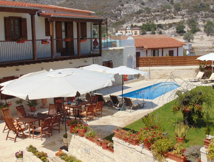 Appartementen Charalambos Holiday Cottage - Kalavasos