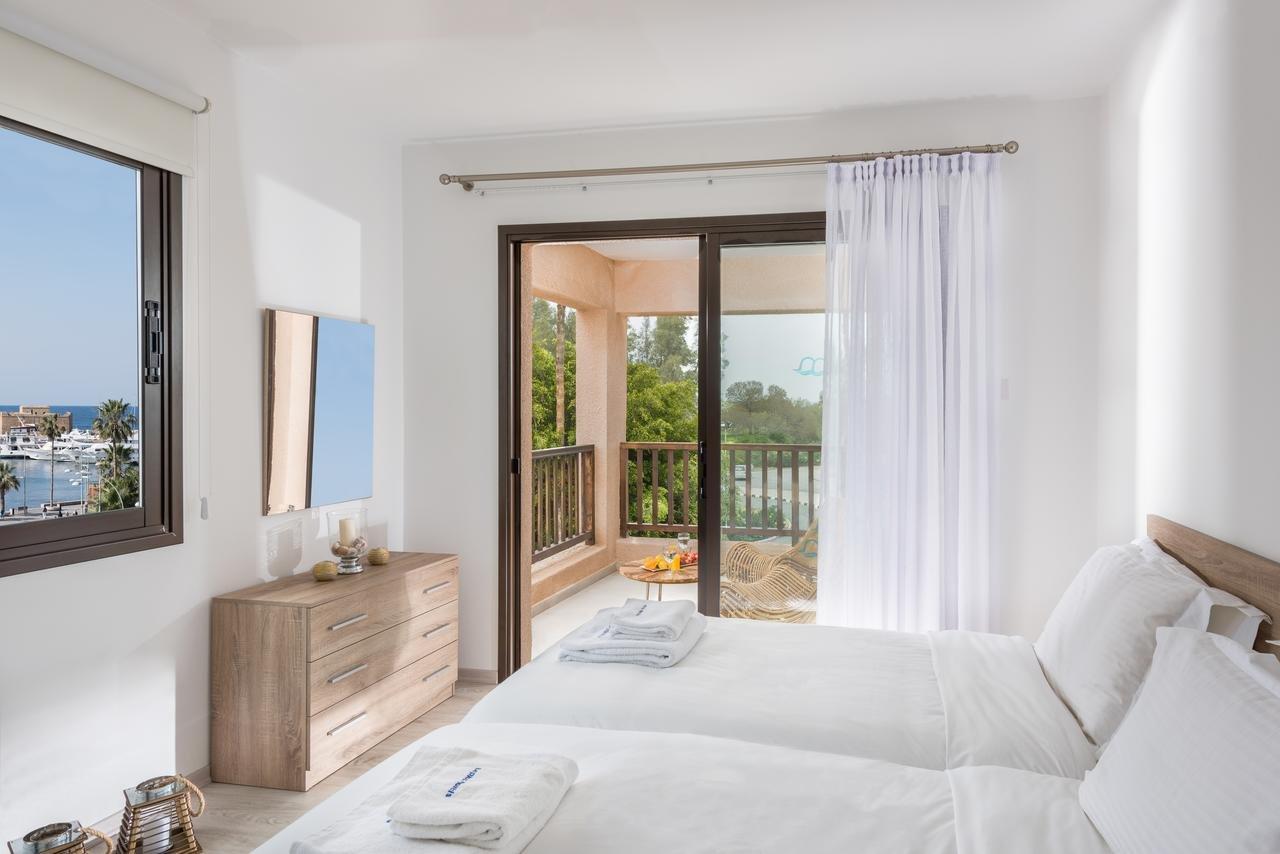 Appartementen Basilica Holiday Resort - Paphos