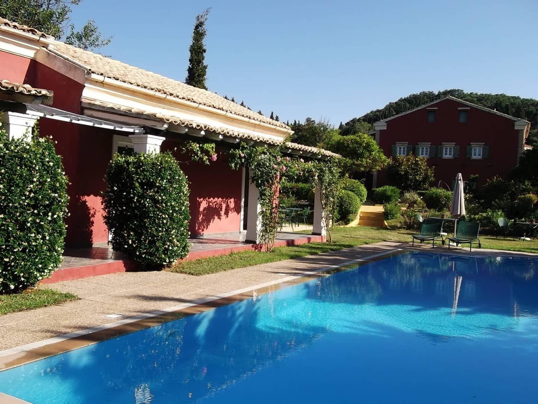 Hotel Villa de Loulia - zwembad