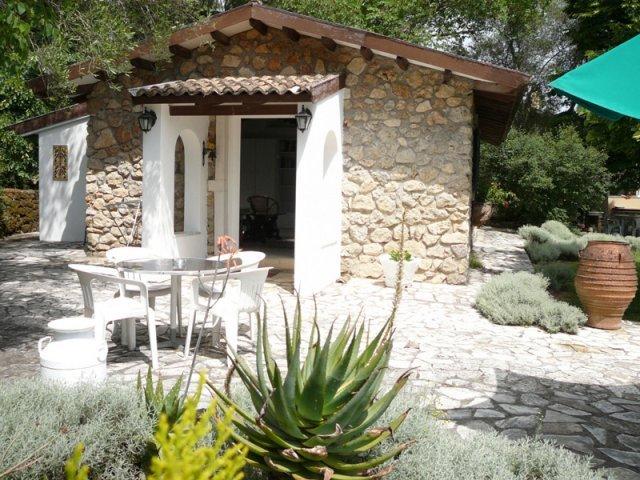 Casa Lucia - 2-kamer cottage gardener