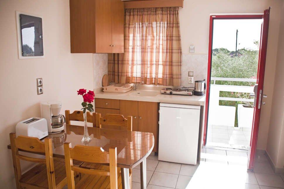 Appartementen Sandy - 2-kamer appartement