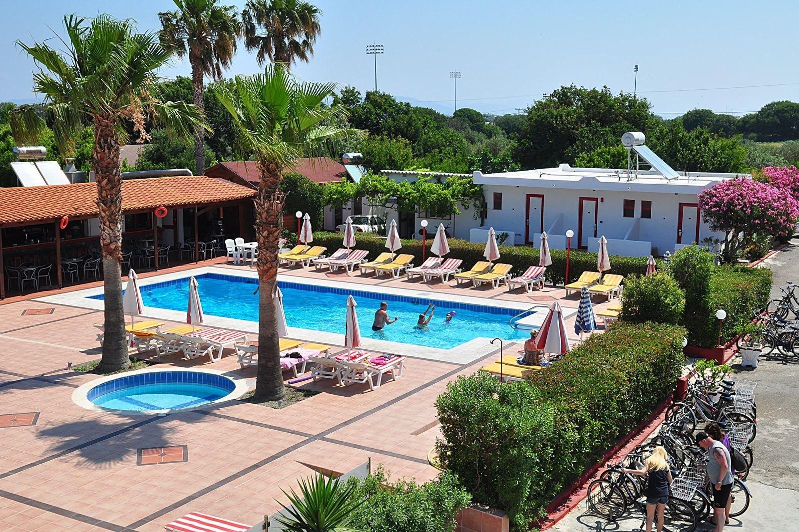 Appartementen Sandy -zwembad