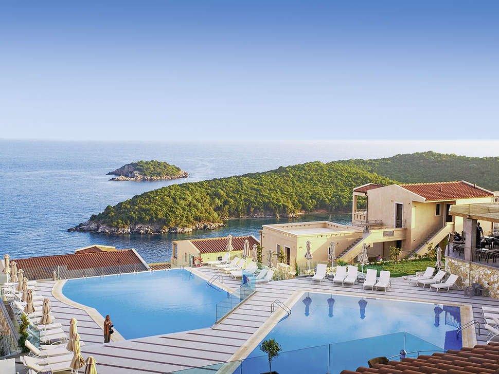 Hotel Sivota Diamond Spa Resort - zwembad