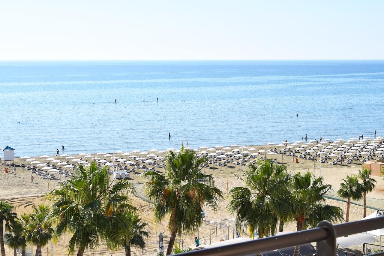 Appartementen Sun Hall Beach - Larnaca
