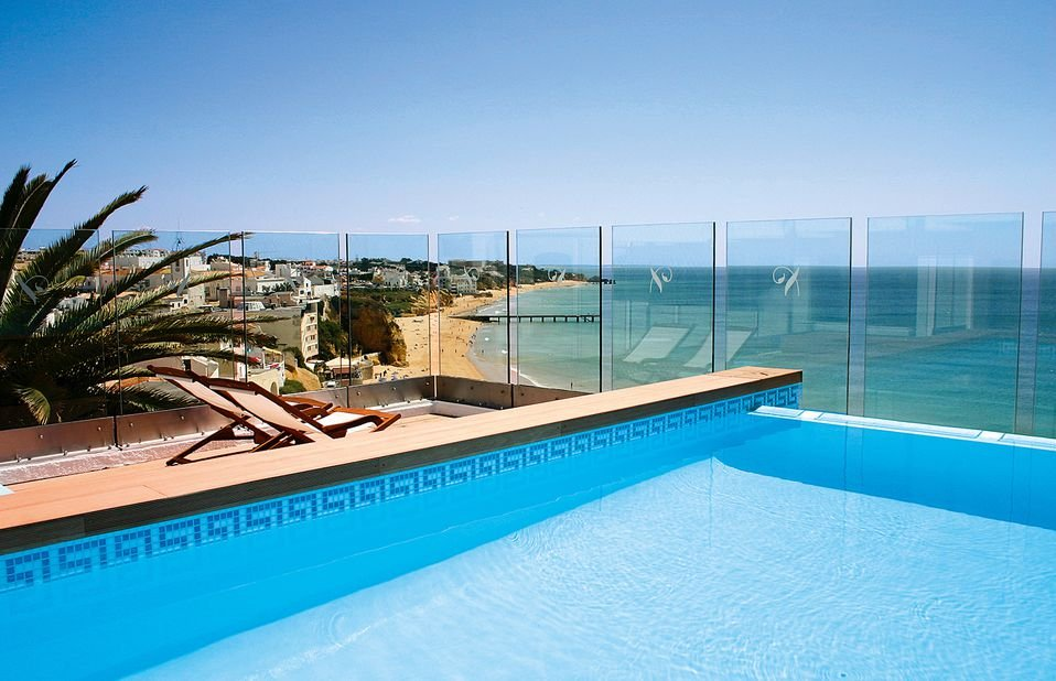 Hotel Rocamar Beach - Albufeira