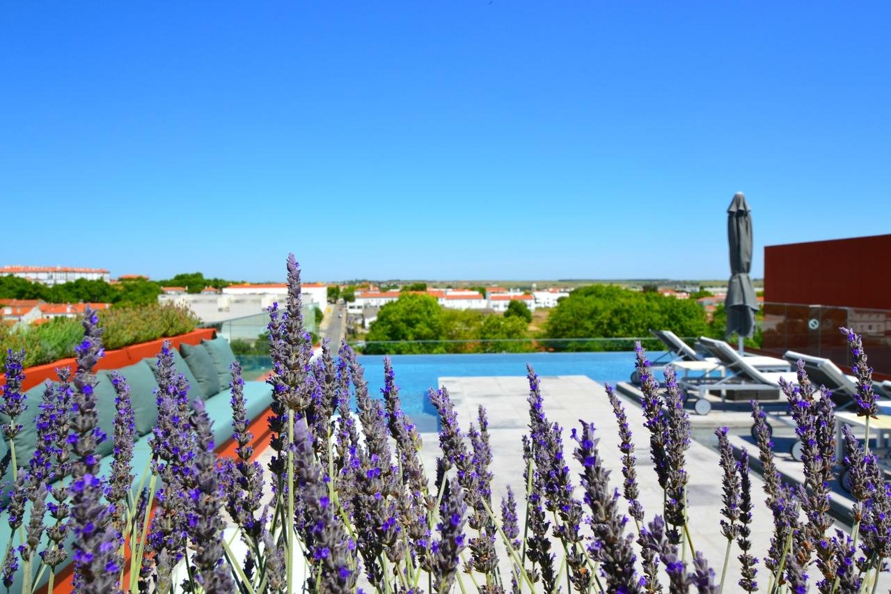 Hotel Vitoria Stone - Evora