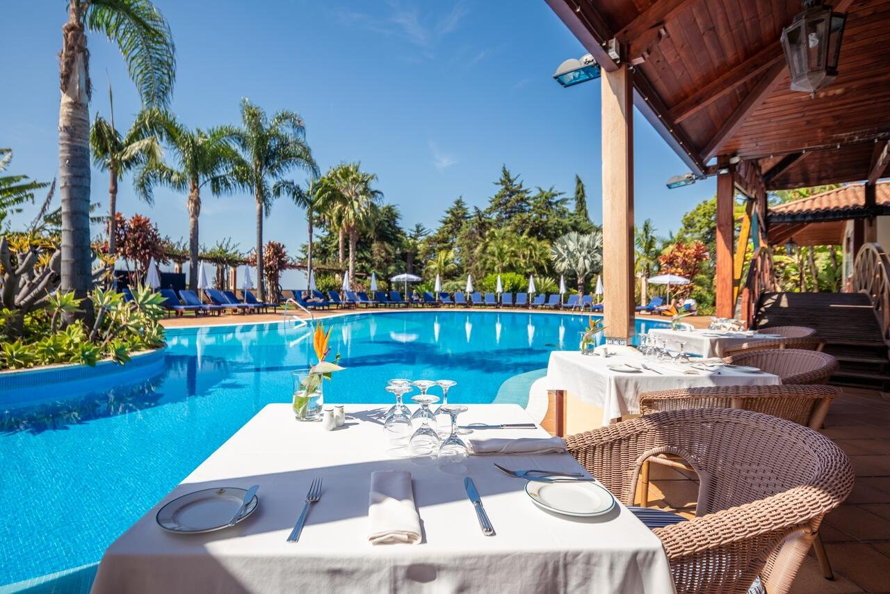 Hotel Quinta Jardins do Lago - Funchal