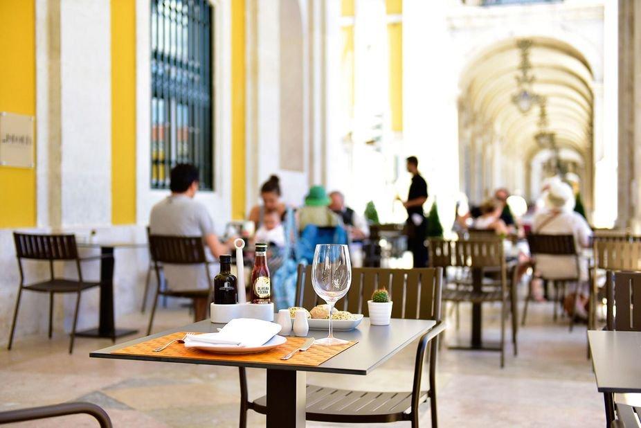 Hotel Pousada de Lisboa - Lissabon