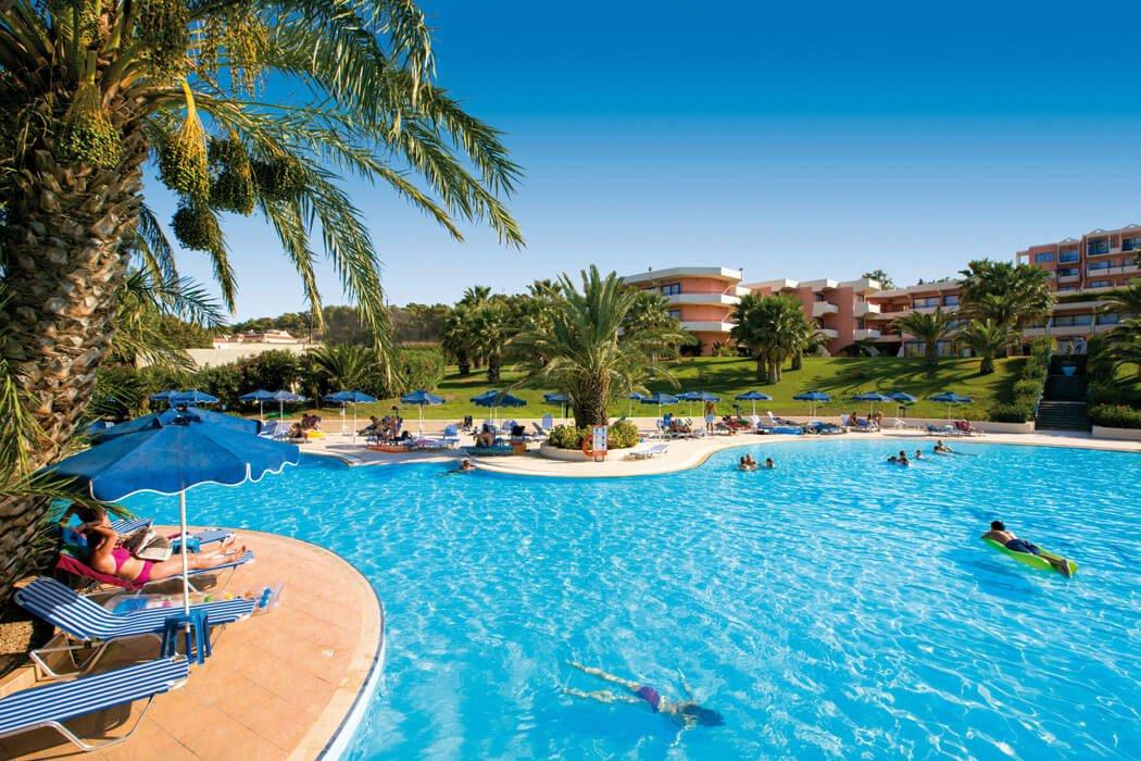 Kresten Royal Euphoria Resort - zwembad