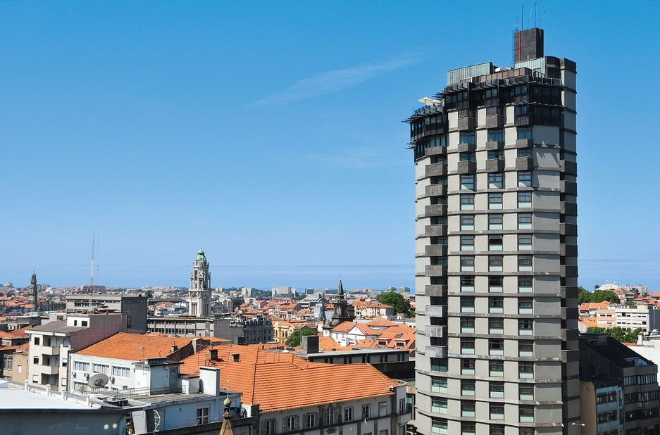 Hotel Dom Henrique Downtown - Porto