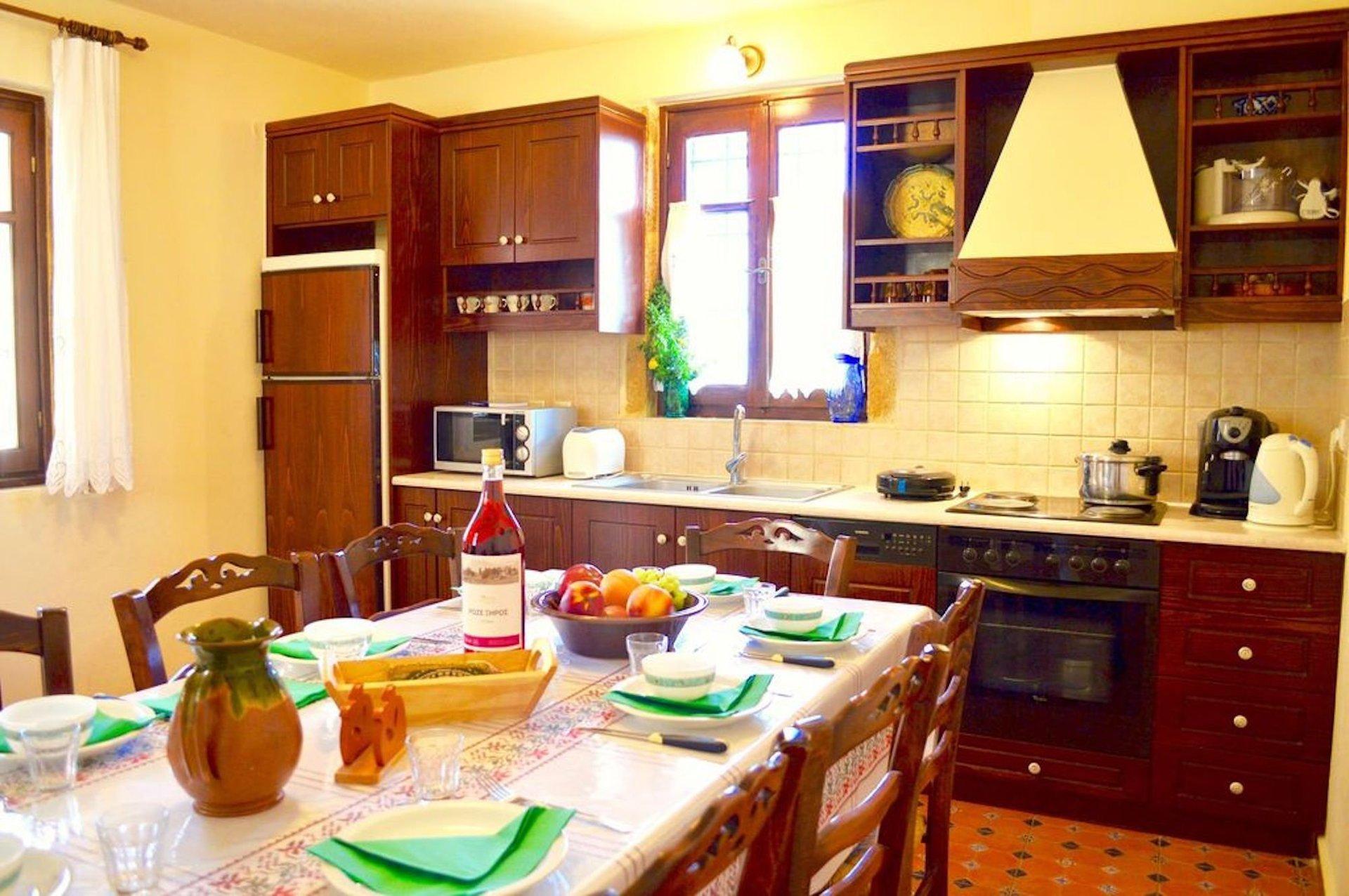 Villa Sevi Grande - keuken