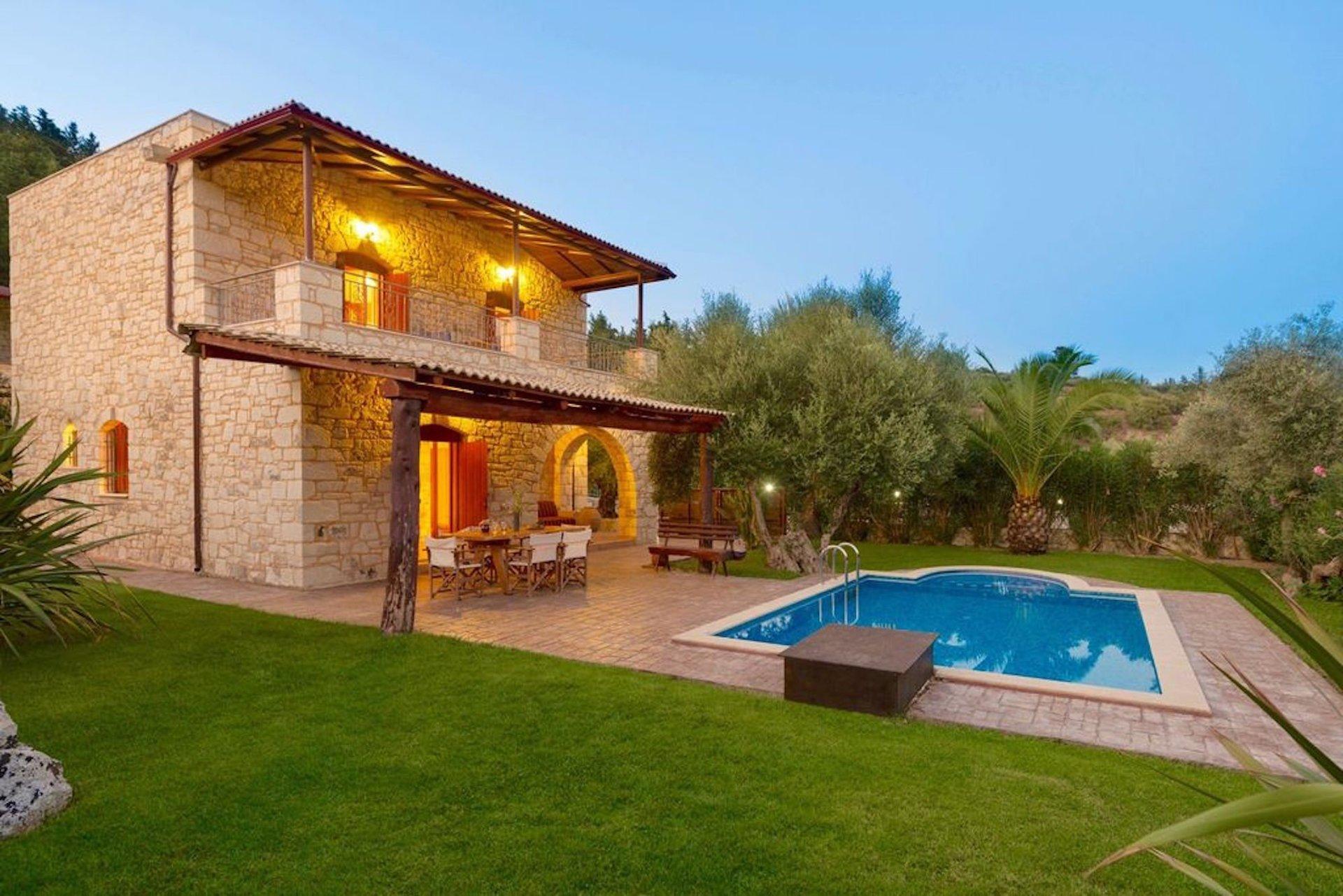 Villa Zonera ii - zwembad