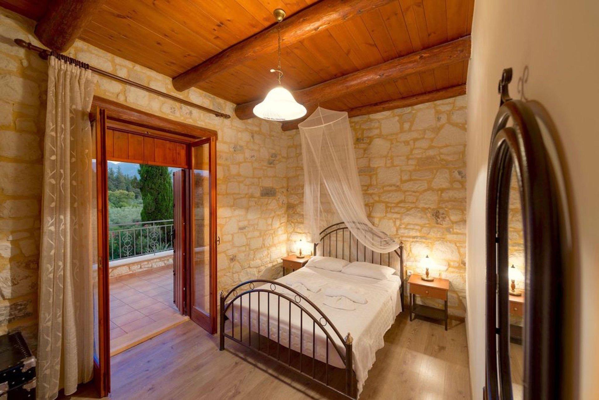 Villa Zonera ii - slaapkamer