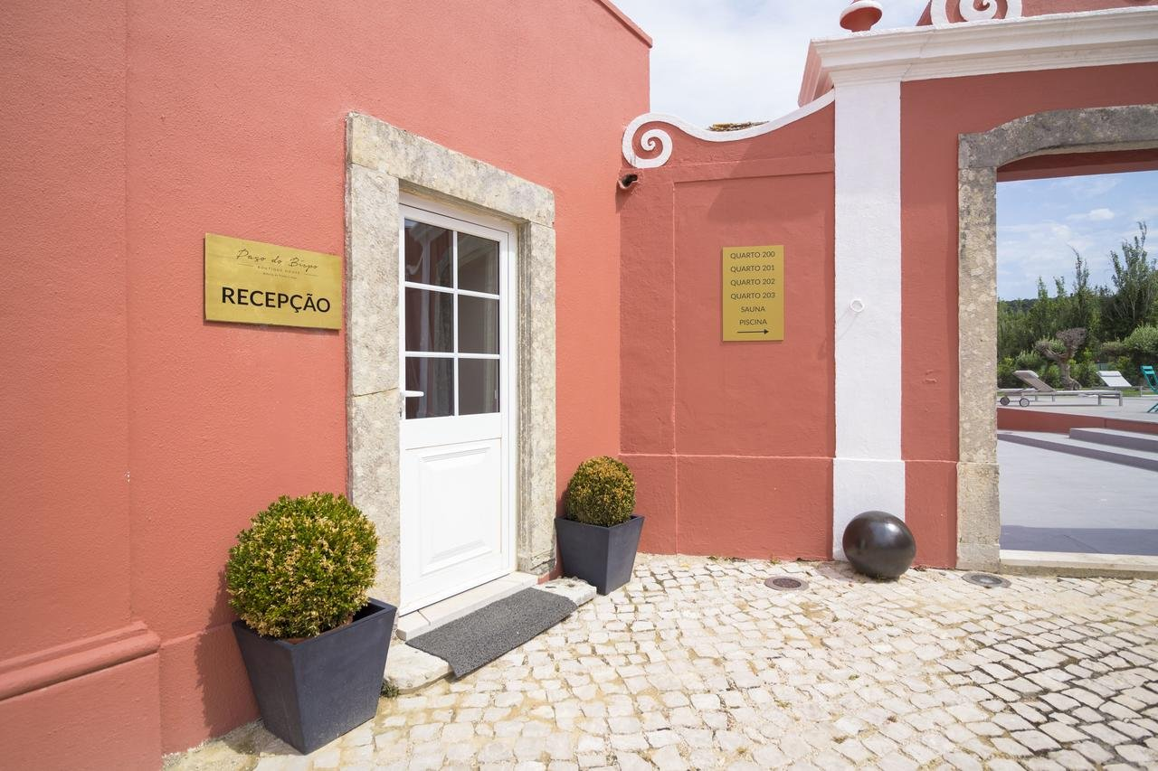 Hotel Paço do Bispo Boutique House - Sintra