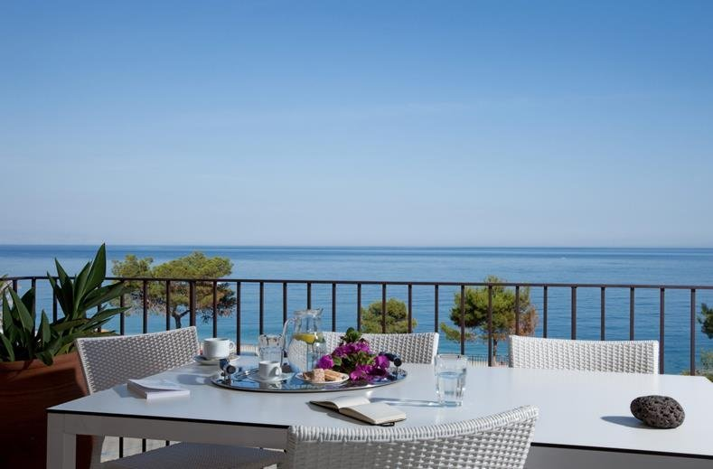Villa Oasis Residence - balkon