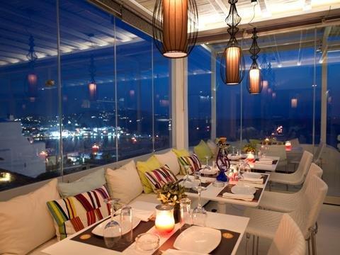 Mykonos View - restaurant