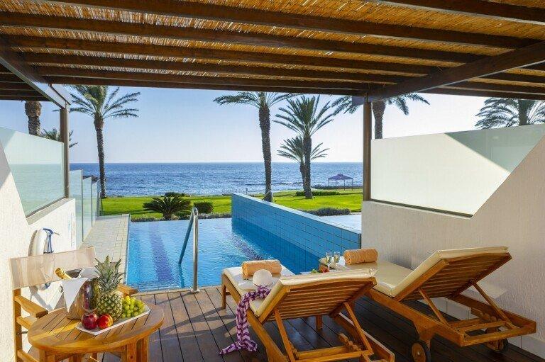 Hotel Athena Beach - Paphos - junior suite