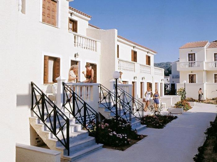 Hotel Athena - exterieur