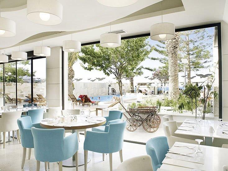 Glaros Beach - restaurant