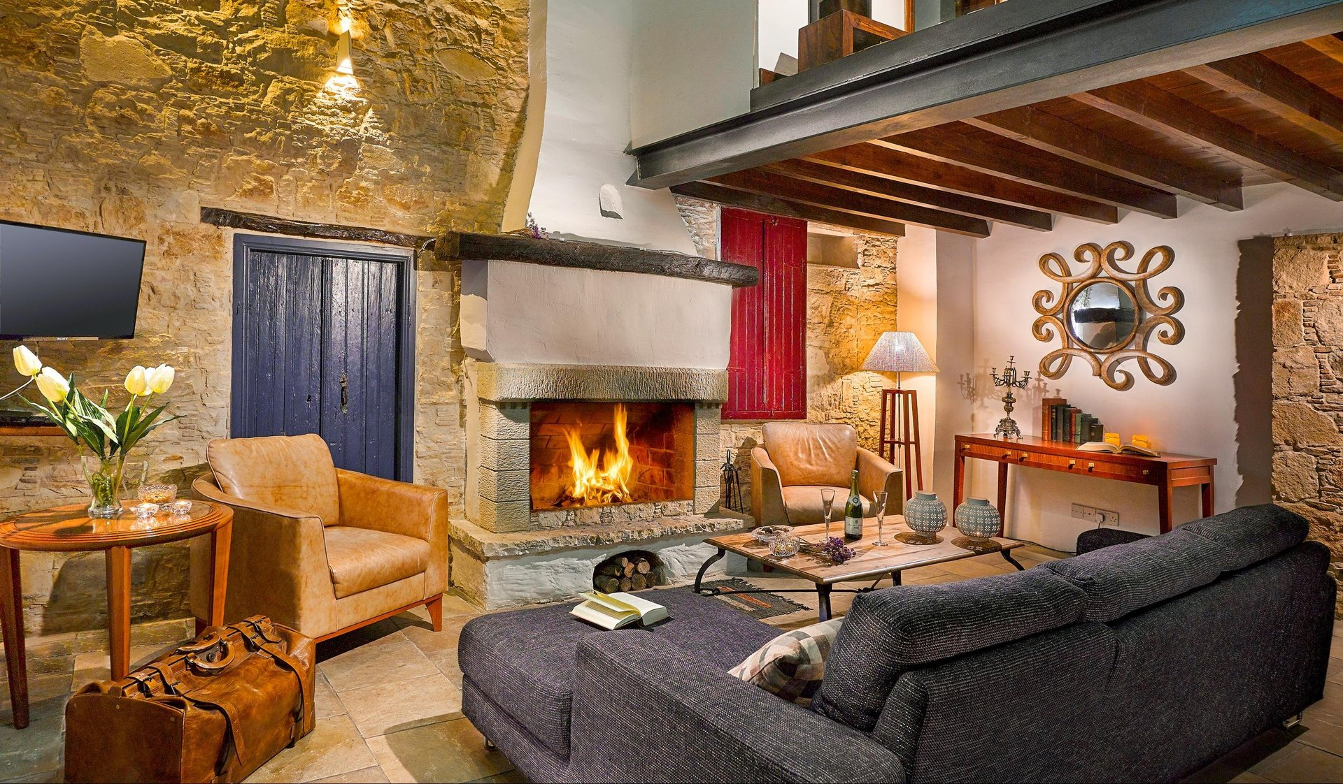 Oinoessa Traditional Boutique Guesthouses - Palati