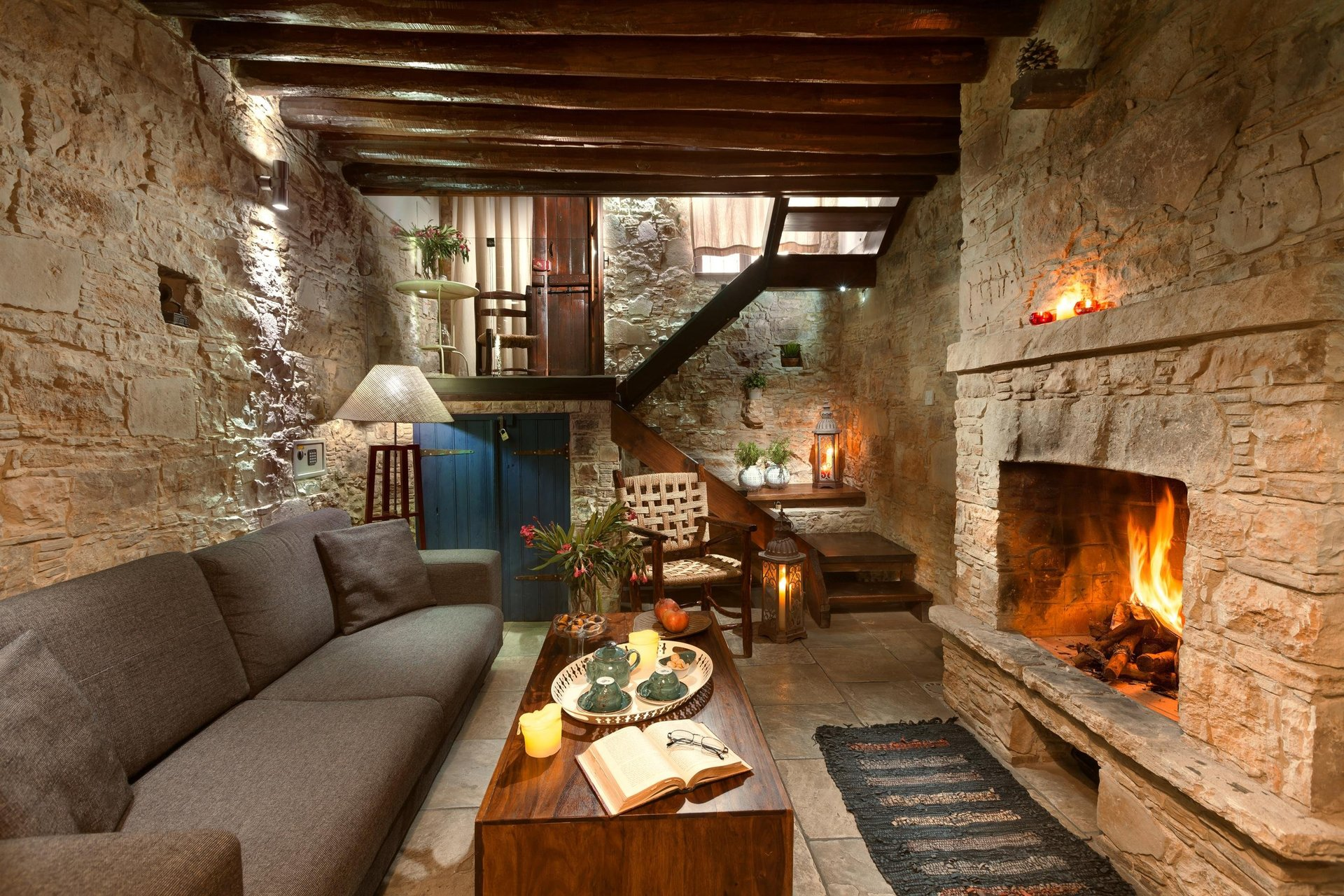 Oinoessa Traditional Boutique Guesthouses - Sospito