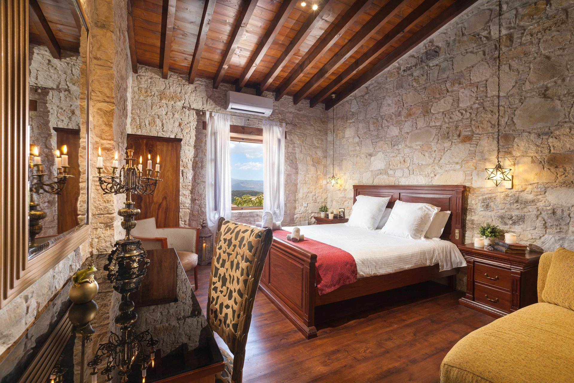 Oinoessa Traditional Boutique Guesthouses - Thea