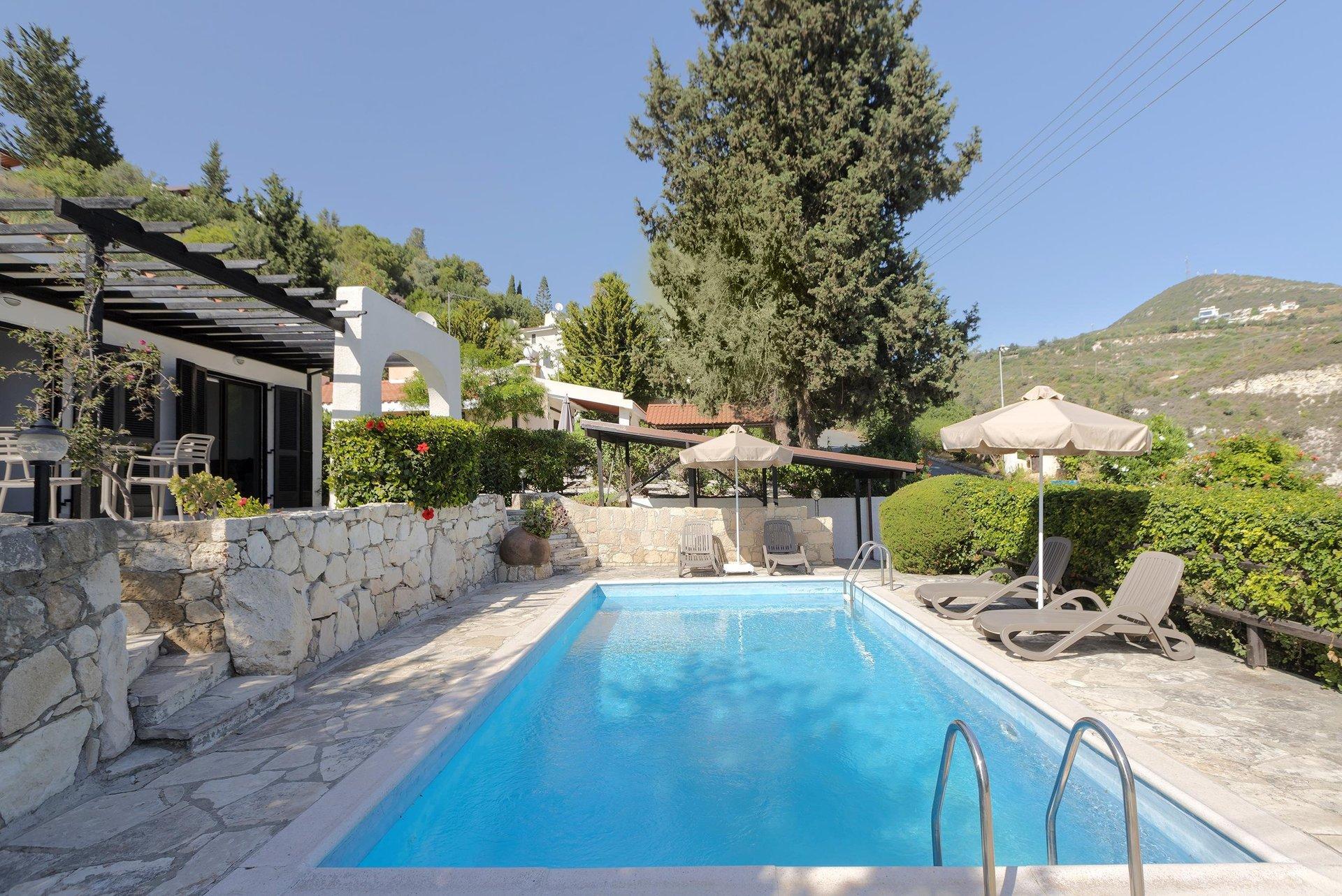 Villa's Kamares Village 3-kamer villa - Tala/Paphos