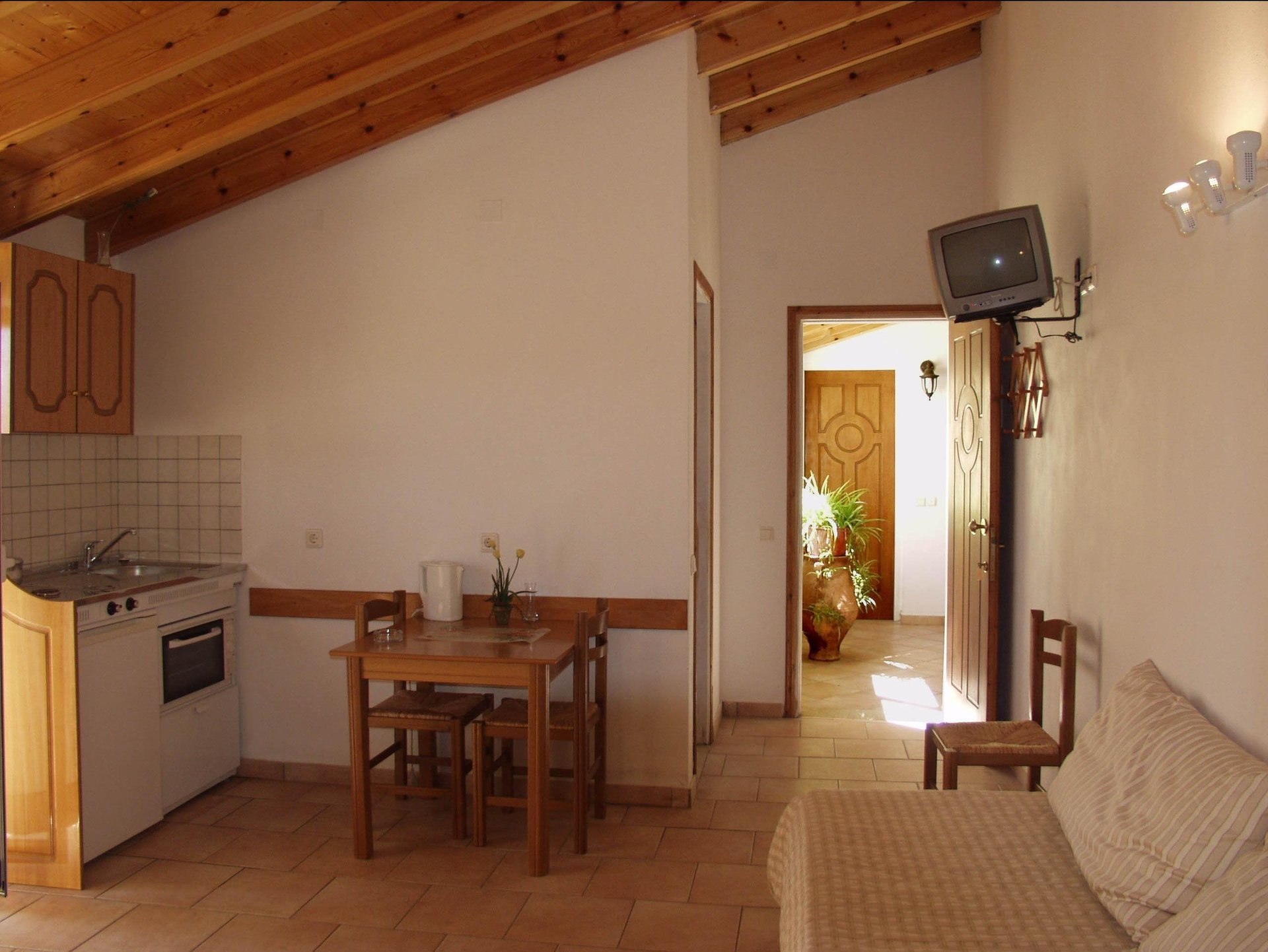 Gerekos - 2-kamer appartement