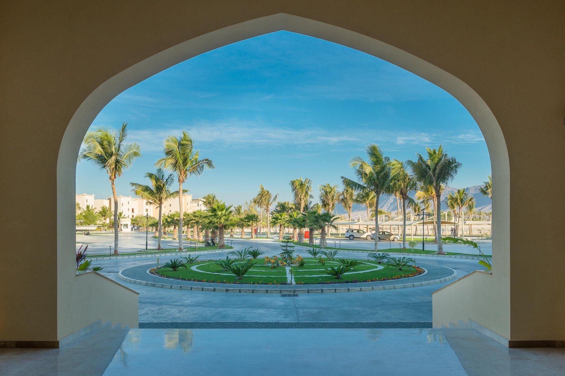 Hotel Al Fanar - Salalah