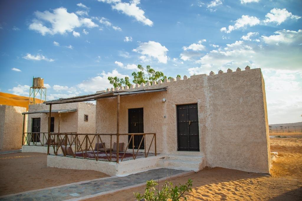 Sama Al Wasil Desert Camp chalet - Wahiba Sands