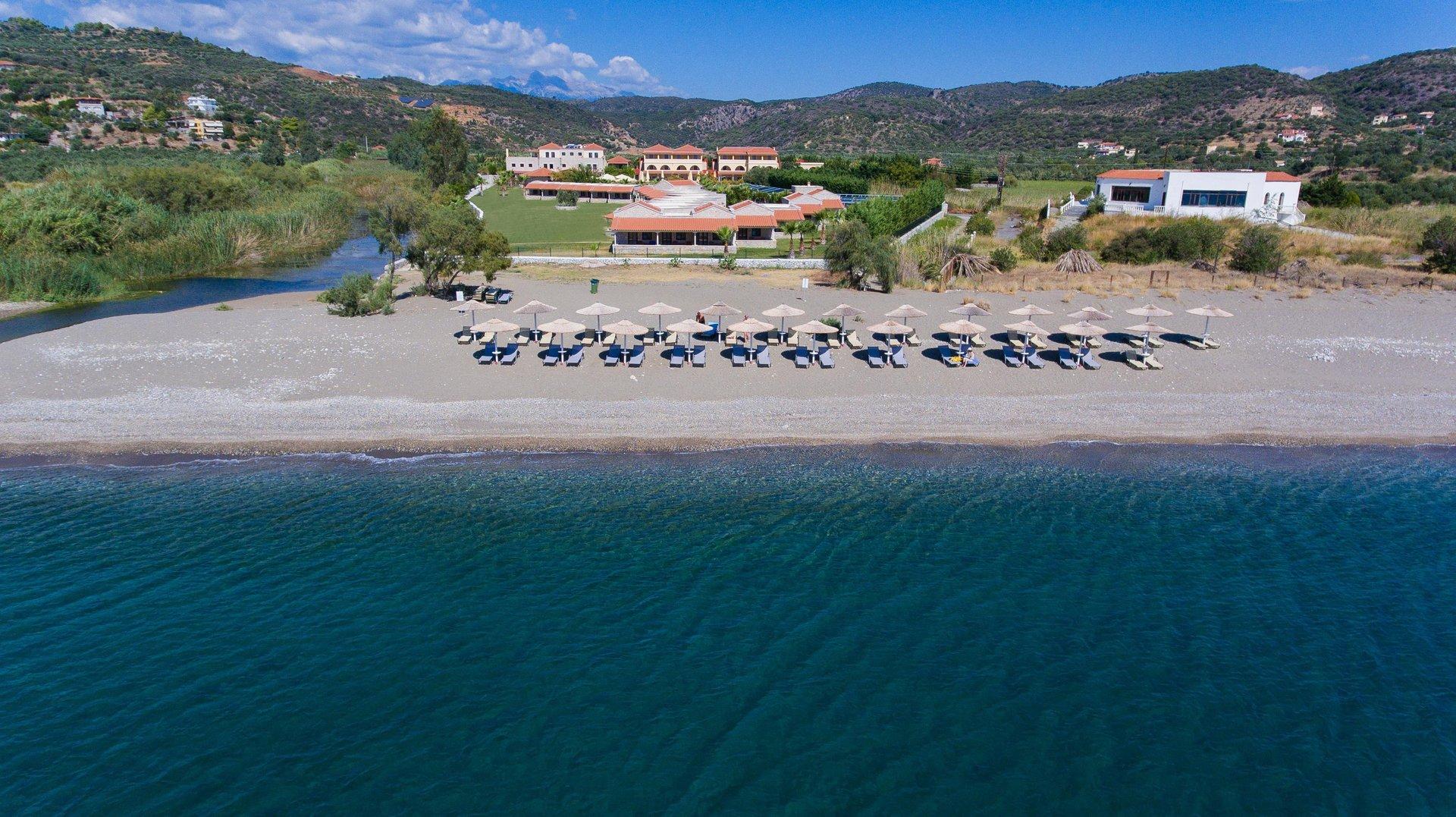 Hotel Aktaion Resort - Gytheio