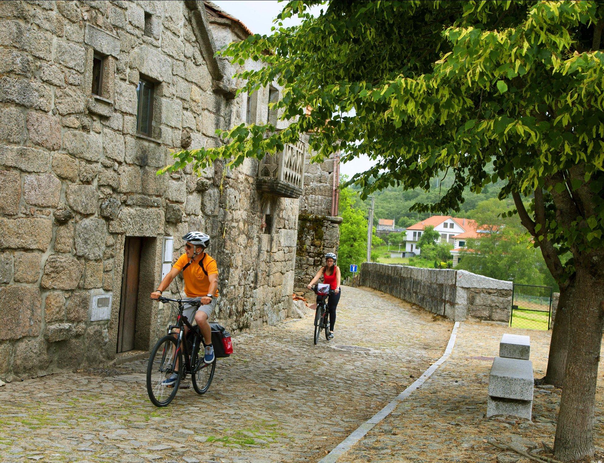 Fietsreis Het groene Noorden Portugal