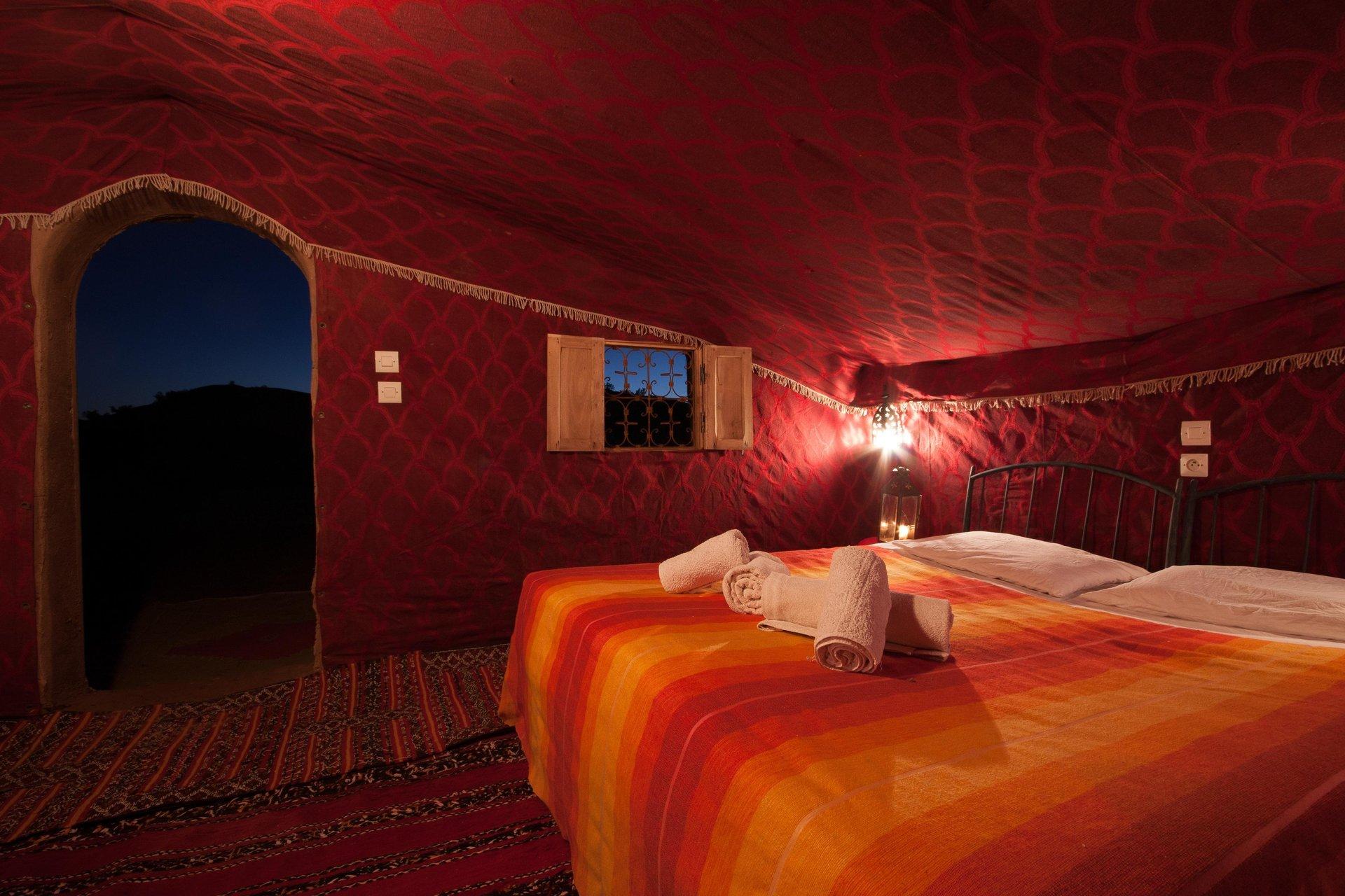 Bivouac Reve Sahara - Erg Lihoudi