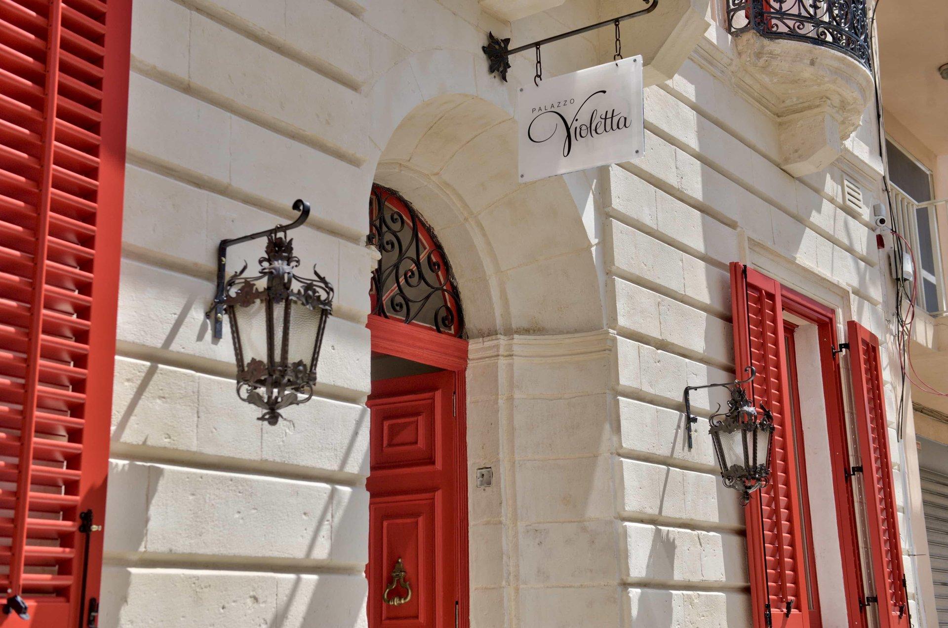 Hotel Palazzo Violetta - Sliema