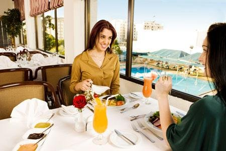 Hotel Muscat Holiday restaurant - Muscat