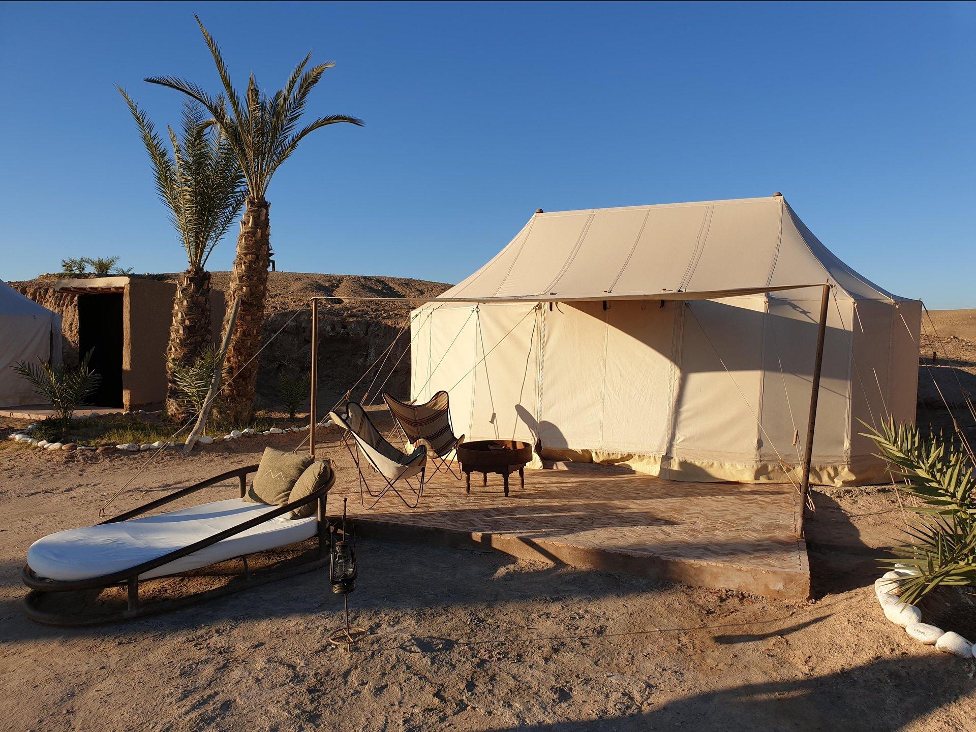 Tent La Pause - Agafay