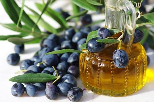 Griekse olijven