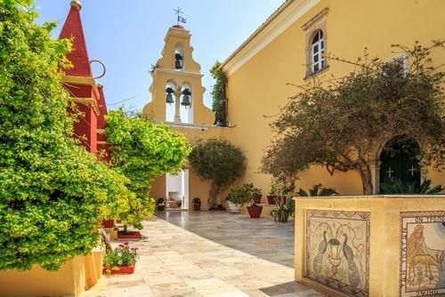 Corfu - Palaiokastritsa
