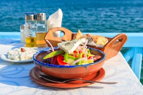 Anema by the Sea - Griekse salade