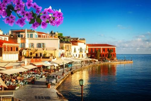 Kreta - Chania haven