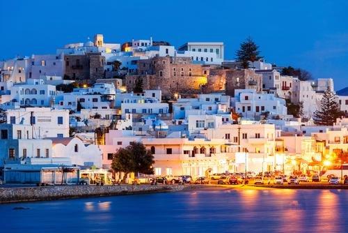 Naxos - haven
