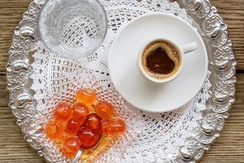 Griekse koffie