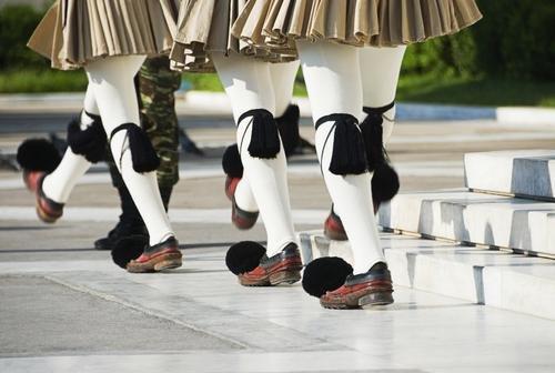 Athene - Royal Guards